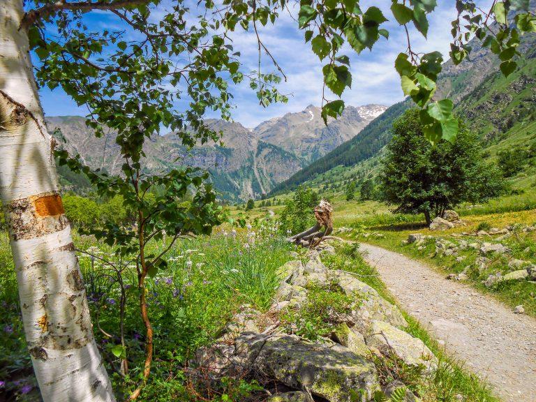La vallée de Prapic